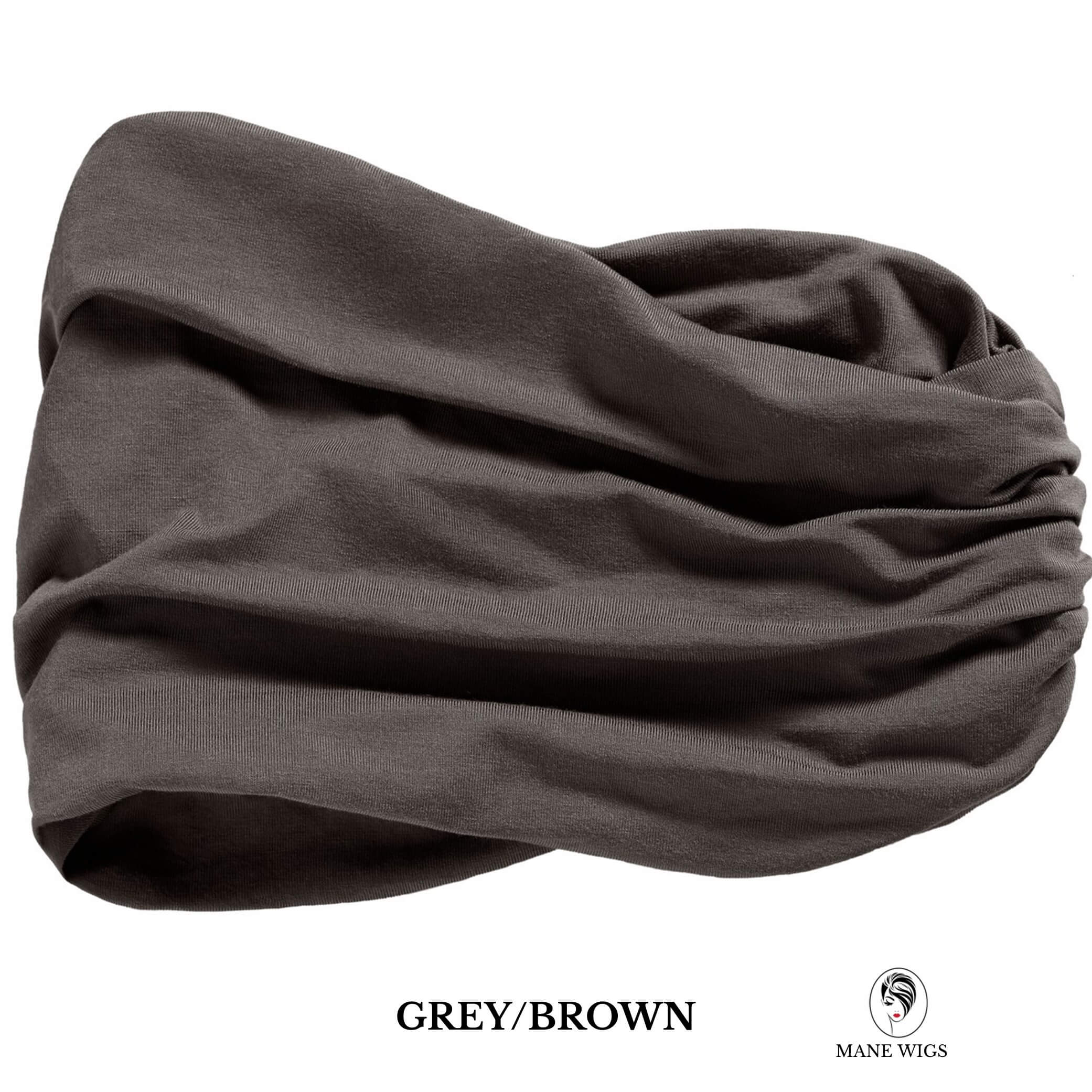 Christine Headwear Chitta Headband 253-Grey/Brown