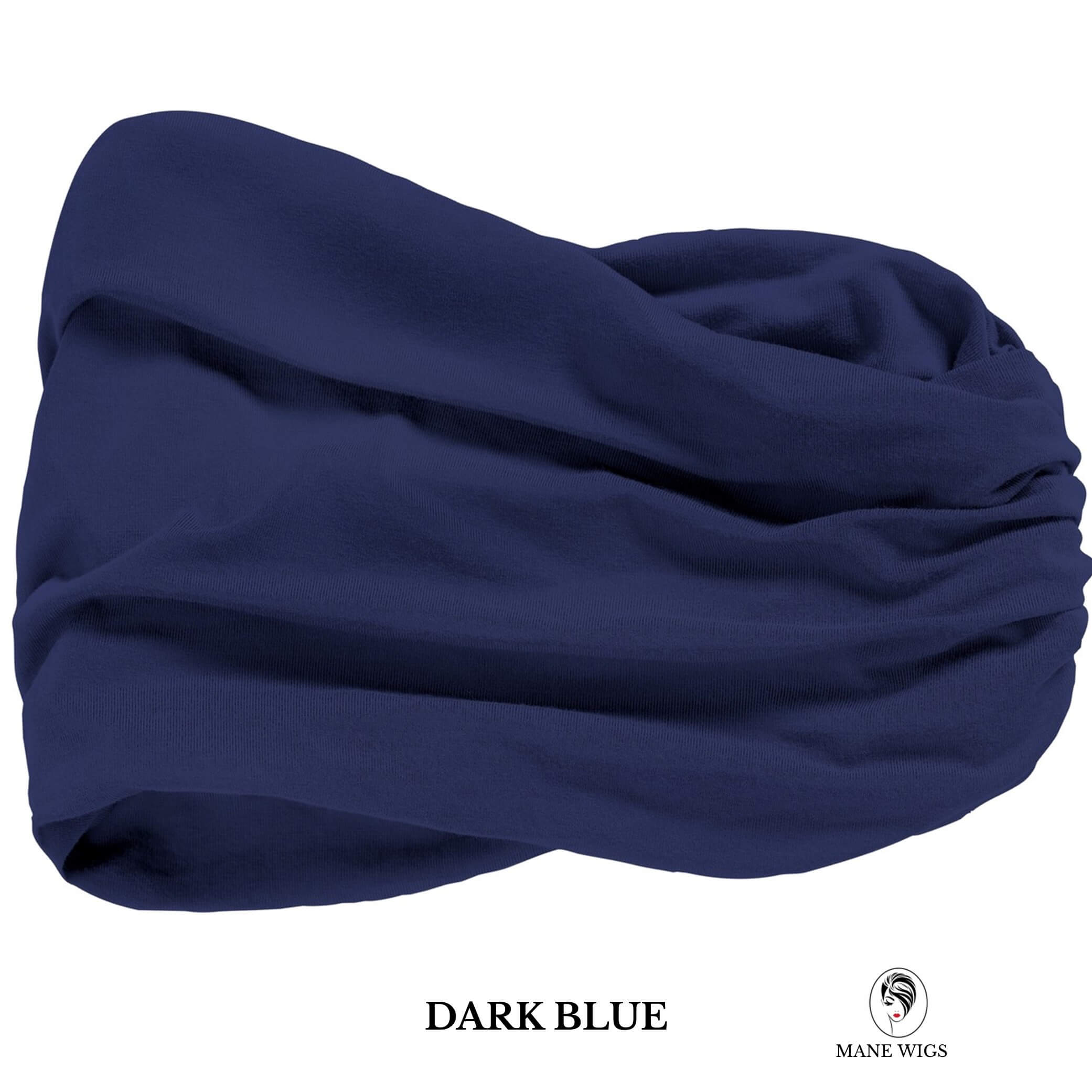 Christine Headwear Chitta Headband 255-Dark Blue