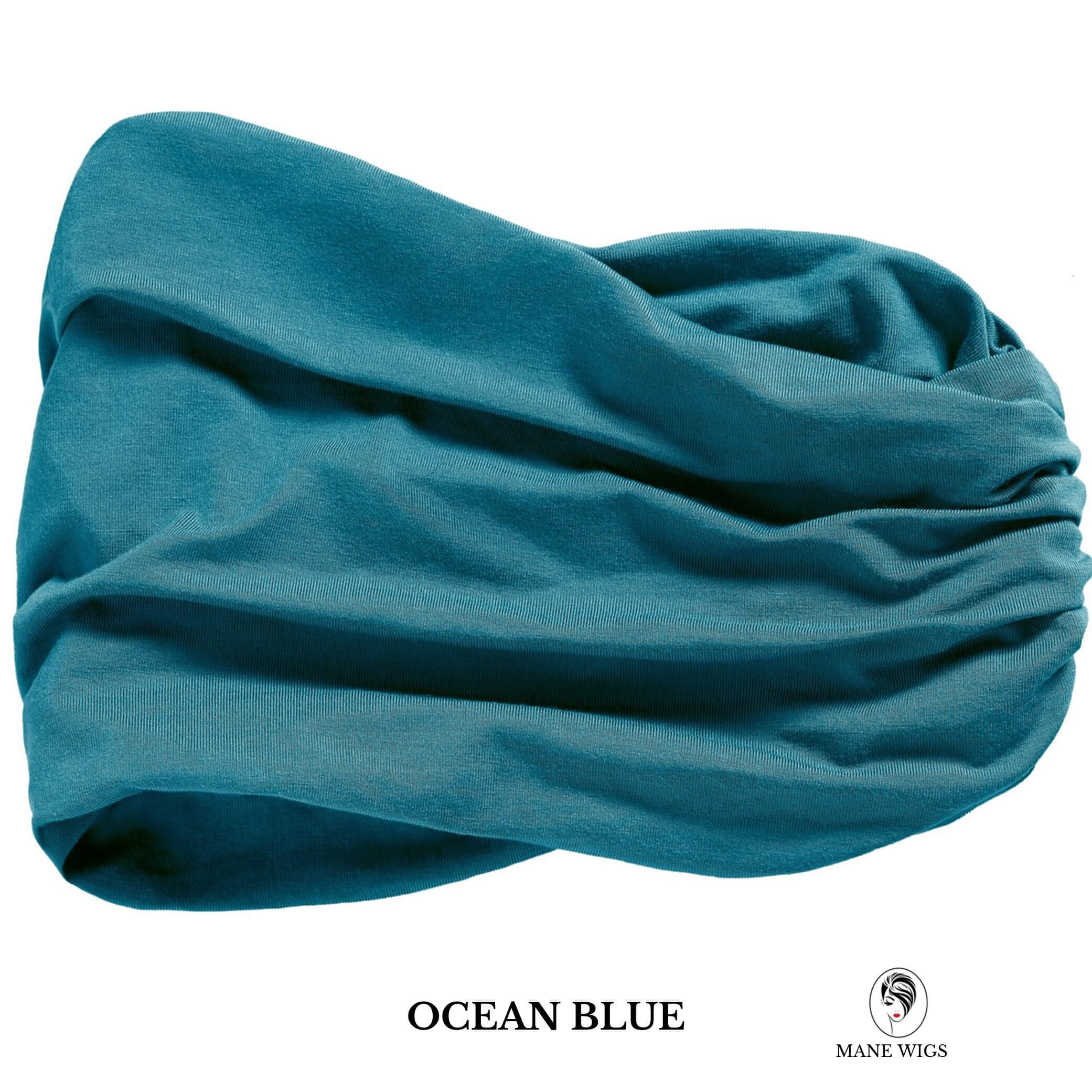 Christine Headwear Chitta Headband 295-Ocean Blue