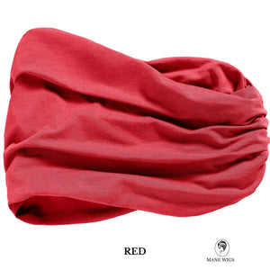 Christine Headwear Chitta Headband 361-Red