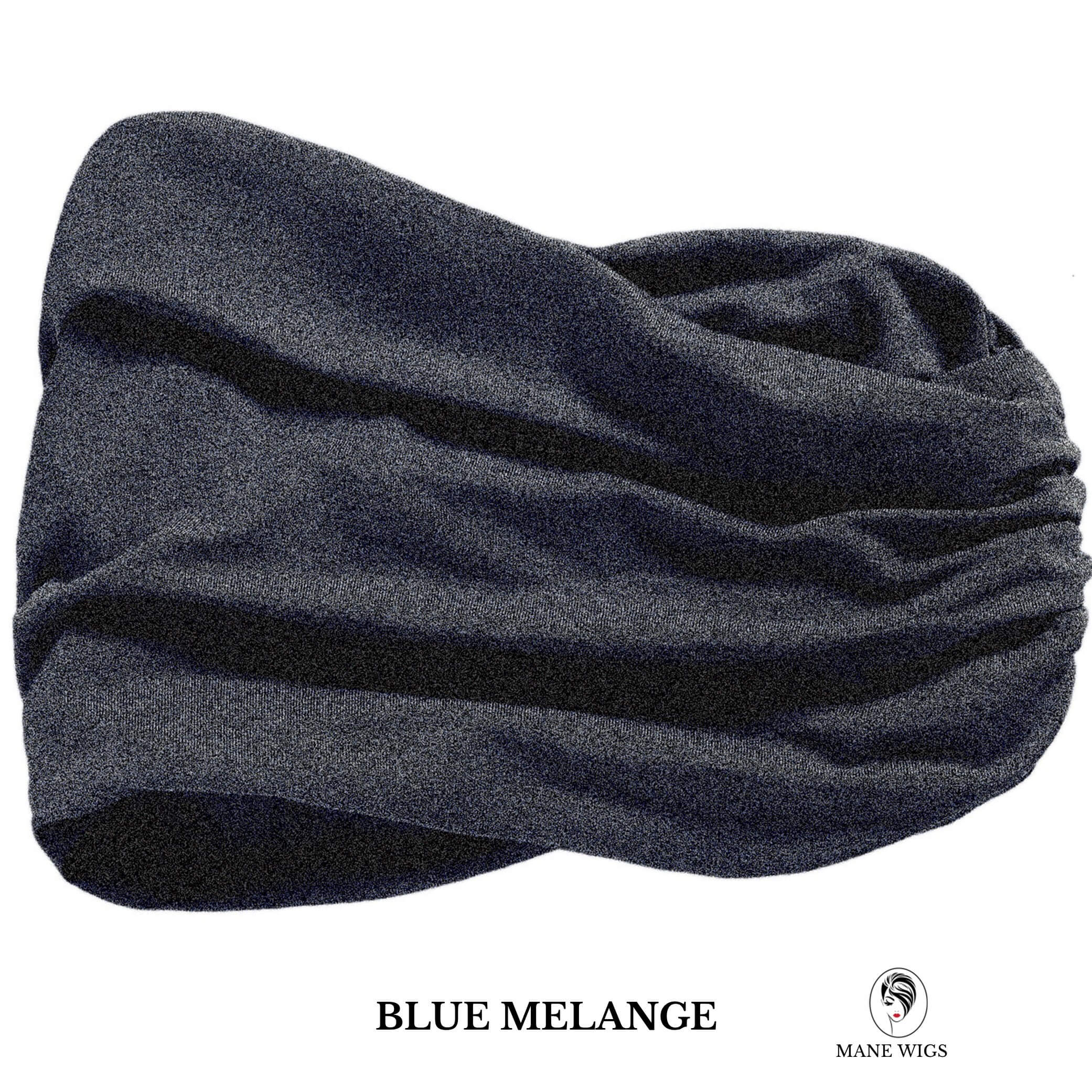 Christine Headwear Chitta Headband 391-Blue Melange