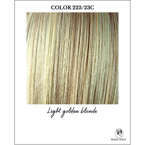 223/23C-Light golden blonde