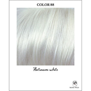 88-Platinum white