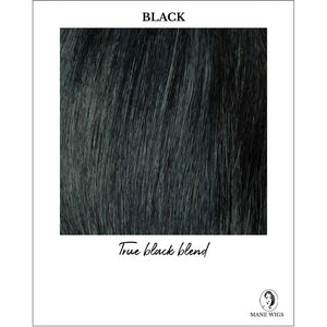 Black - True black blend