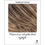 Load image into Gallery viewer, HARVEST GOLD-Medium brown with golden blonde highlights