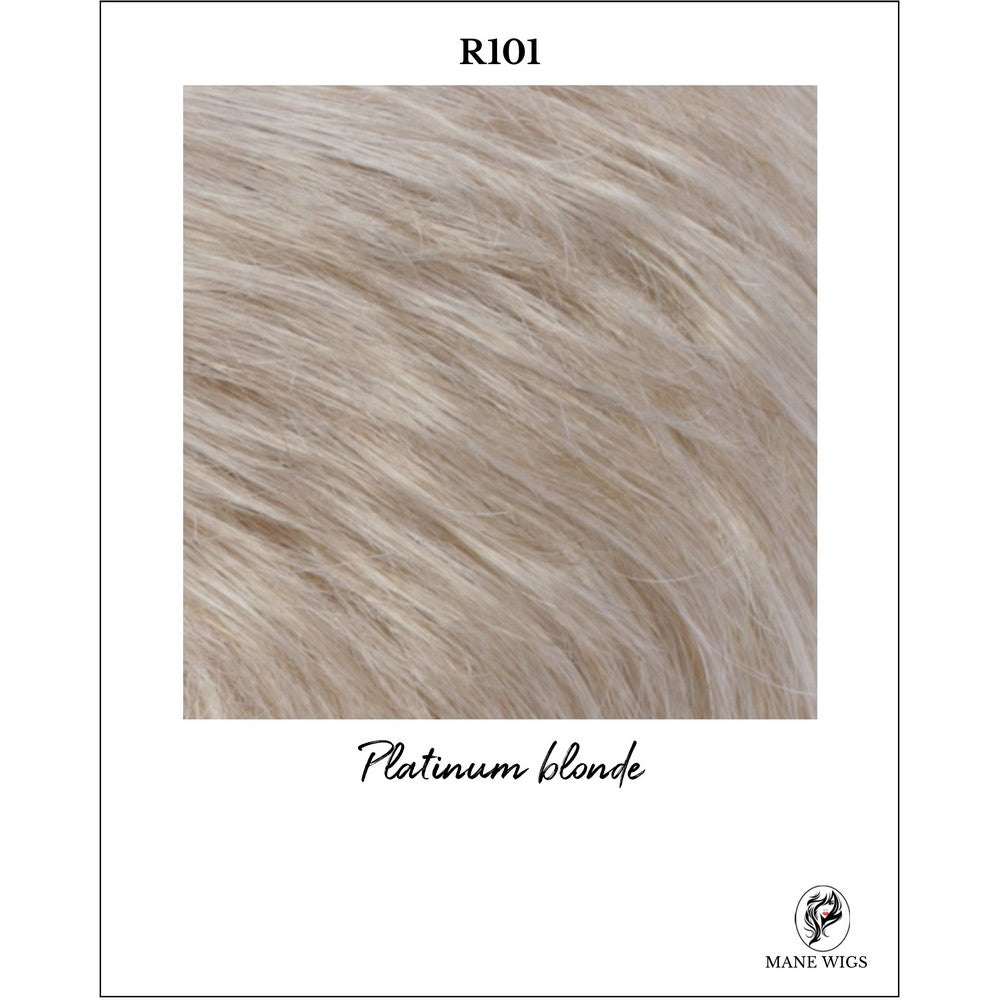 R101-Platinum blonde