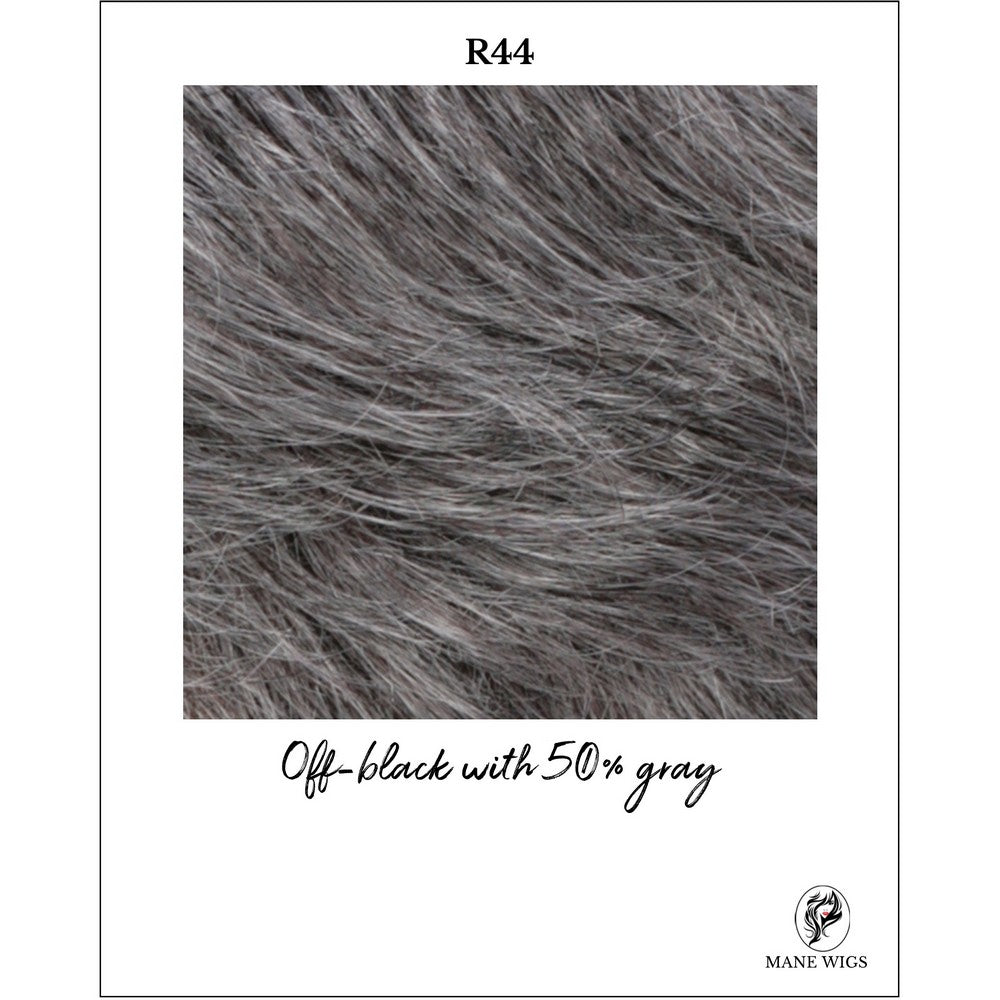 R44-Off-black with 50% gray