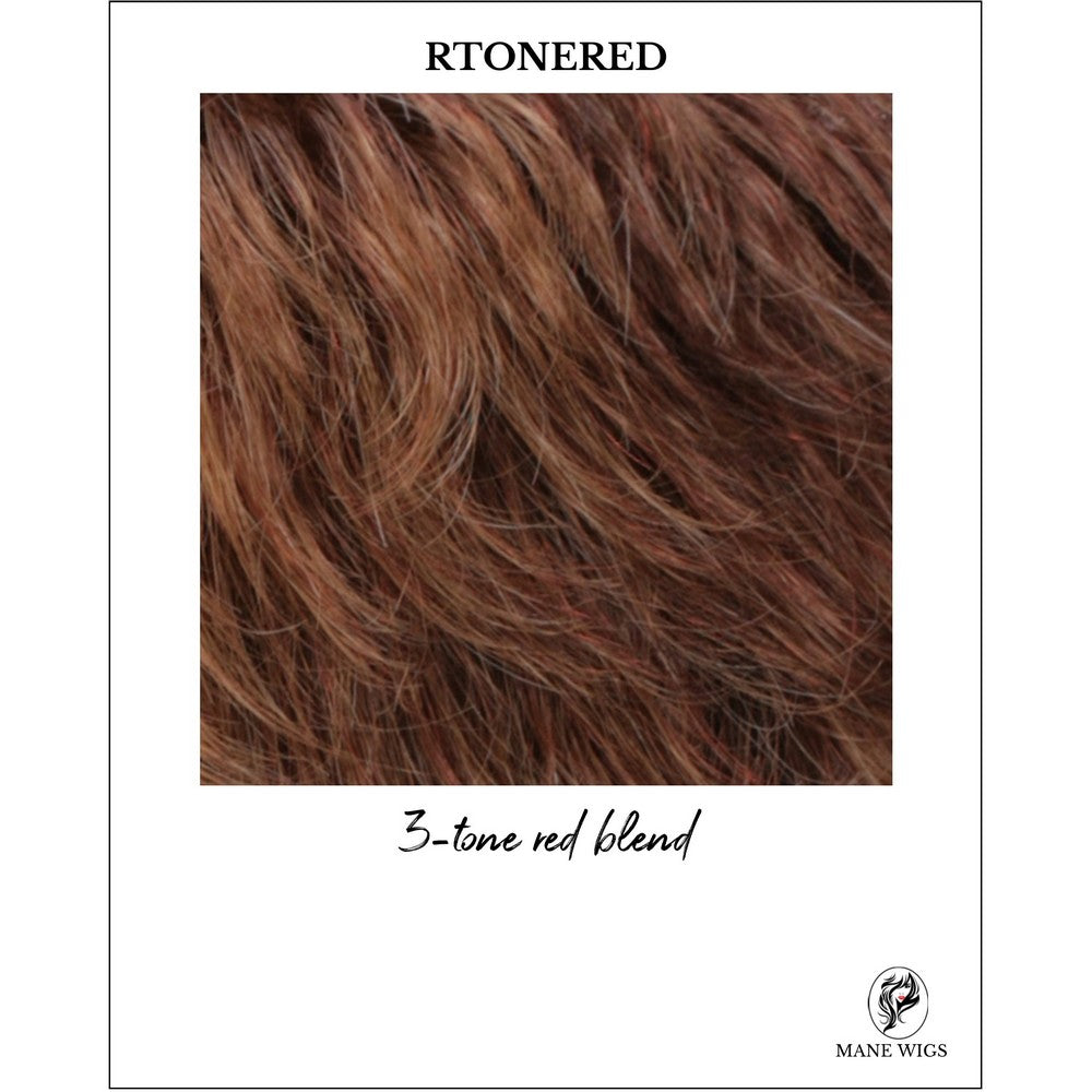RTONERED-3-tone red blend