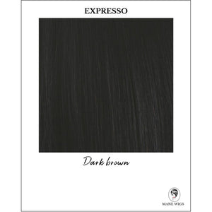 Expresso-Dark brown