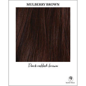 Mulberry Brown-Dark reddish brown
