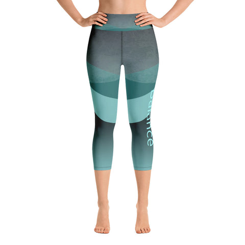 Balance B Yoga Capri Leggings