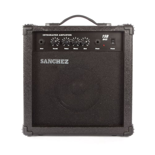 Sanchez 15W Electric Bass Amplifier