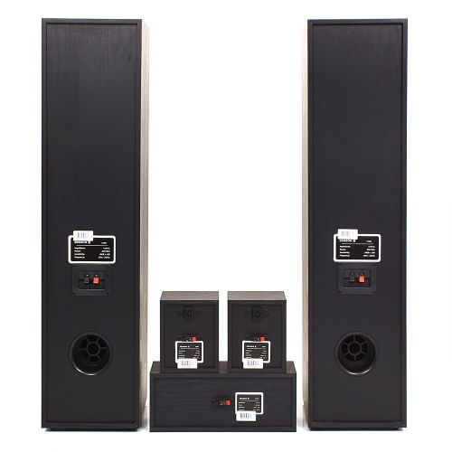 Jebson 5 0 Surround Sound Home Theatre Speakers