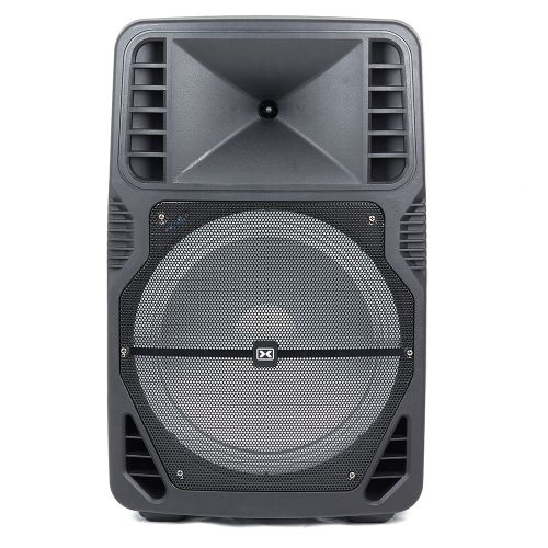"Dixon 15"" Portable Party Trolley Speaker"