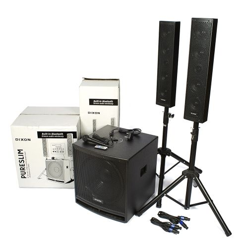 Dixon Pureslim All-In-One PA System