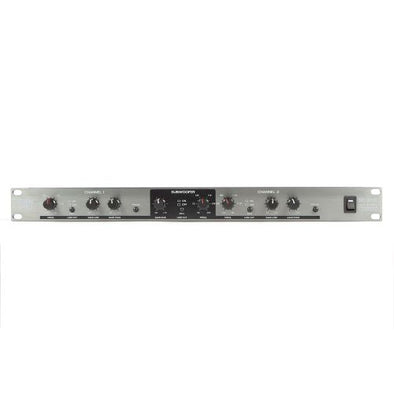 DXNPRO 2-Way Stereo Subewoofer Crossover