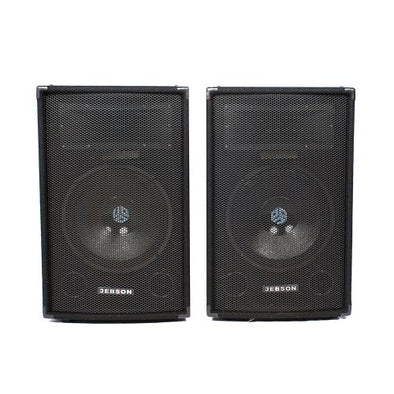 "Jebson 10"" 400W DJ Speakers"
