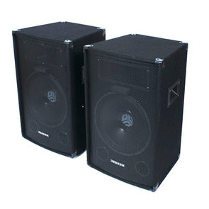 "Jebson 12""480W DJ Speakers"