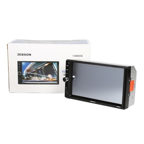 "Jebson 7"" Touch Screen Media Player"