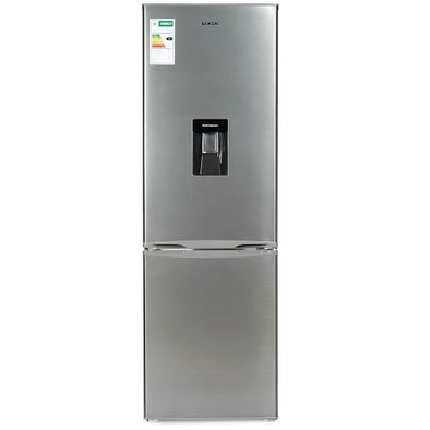 DIXON 420 Litre Combi Fridge/Freezer with water dispenser