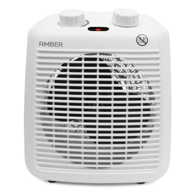 Amber 2 in 1 Fan & Heater