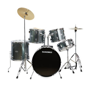 Sanchez 5-Piece Acoustic Drum Set