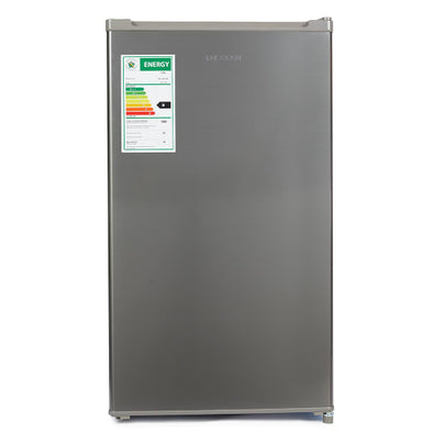 Dixon 120L Stainless Steel Bar Fridge With Freezer