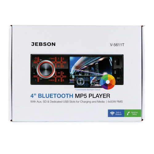 Jebson Bluetooth MP5 Player