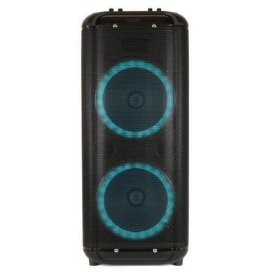"OHM Dual 10"" Battery-powered Party Speaker"