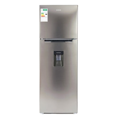 Dixon 410L Double Door Fridge and Freezer