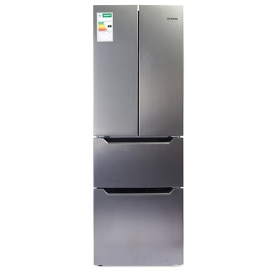 Dixon 350L French Door Fridge - with freezer