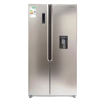 Dixon 550L 2-Door Side by Side Refrigerator