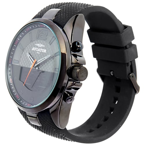 Aviator Digital Watch