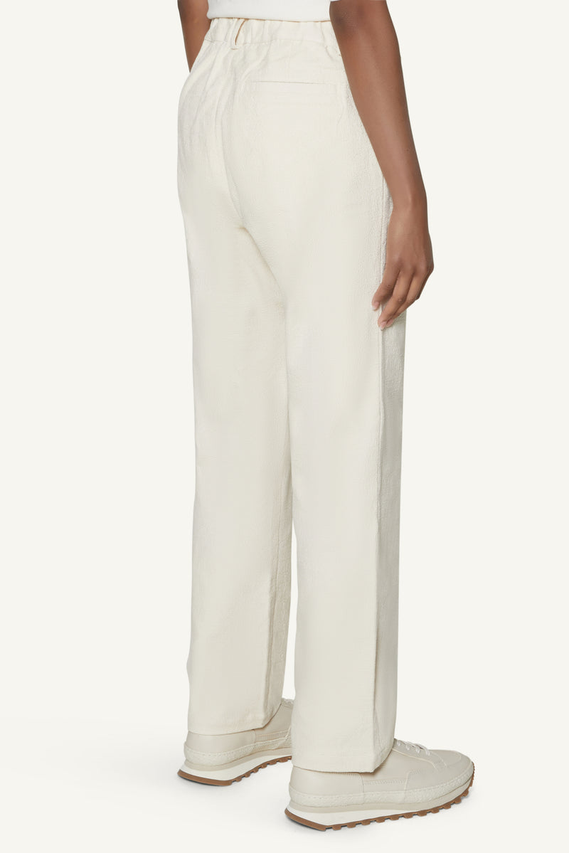 AZURE TROUSERS - CREAM