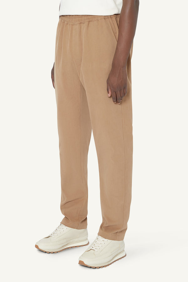 ARIA TROUSERS - BEIGE