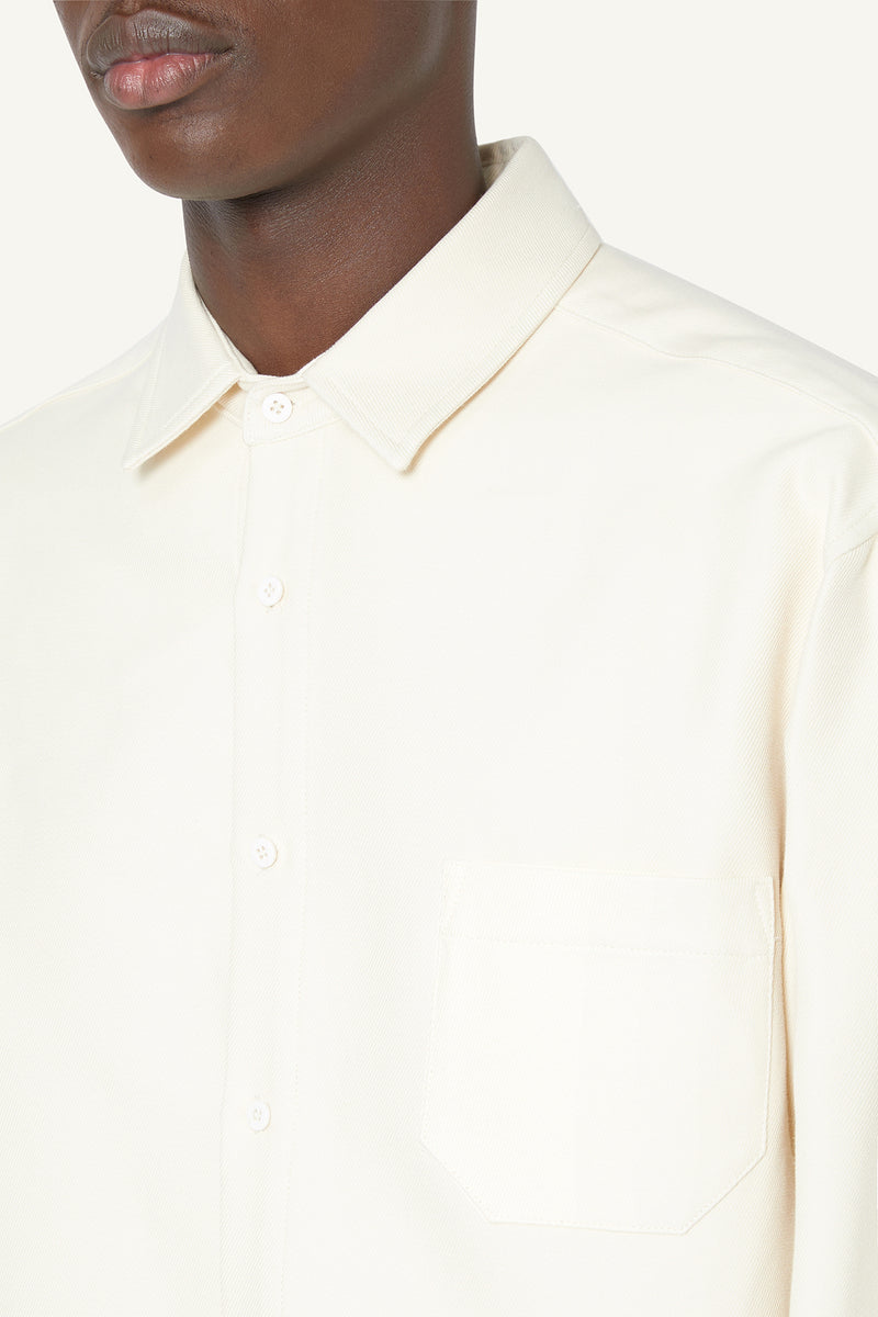 ASPEN OVERSHIRT - CREAM