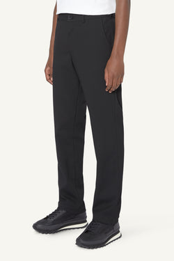 WOVEN TROUSERS - BLACK