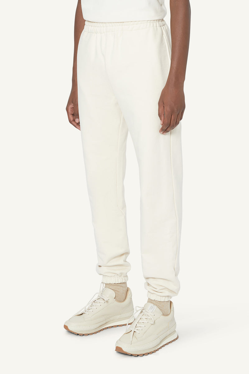 HEAVYWEIGHT JOGGERS- CREAM
