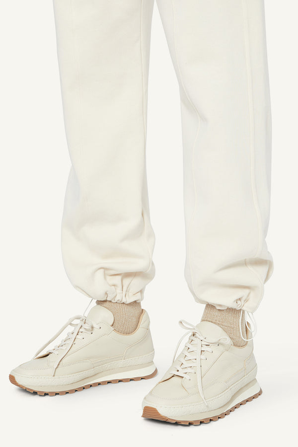 HEAVYWEIGHT TOGGLE JOGGERS - CREAM