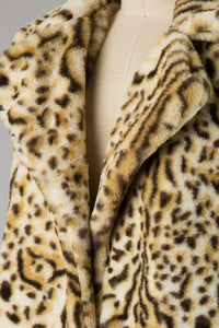 plush cheetah jacket