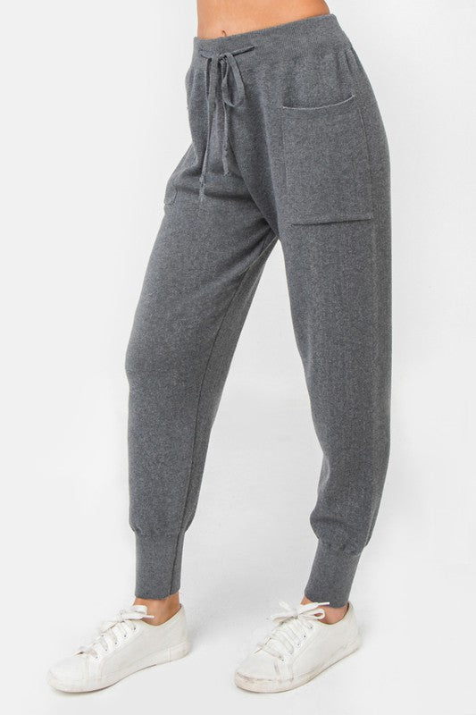grey days - joggers