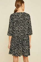 Load image into Gallery viewer, dotted print dress