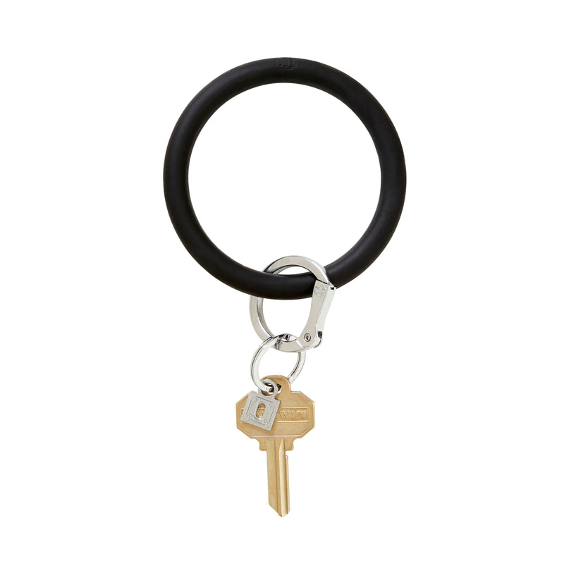O-venture key ring - SILICONE