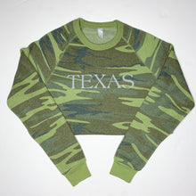 Load image into Gallery viewer, camo Texas pullover