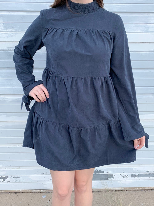 tier it up - babydoll dress