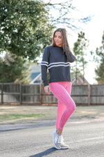 jersey stripe long-sleeve