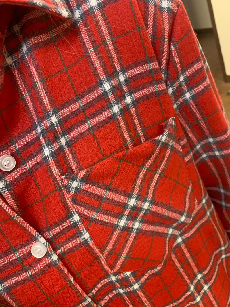 deck the halls flannel