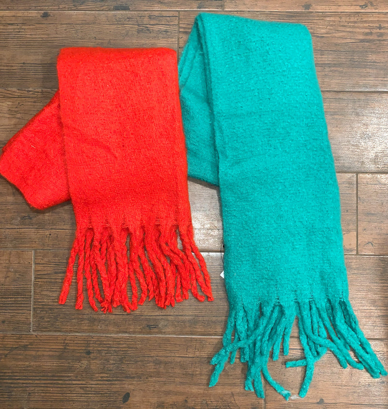 oversized blanket scarves