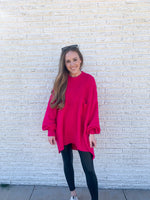 pinkaholic sweater