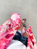 tie dye for duster